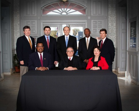 Oxford Mayor & Board of Aldermen - 2011