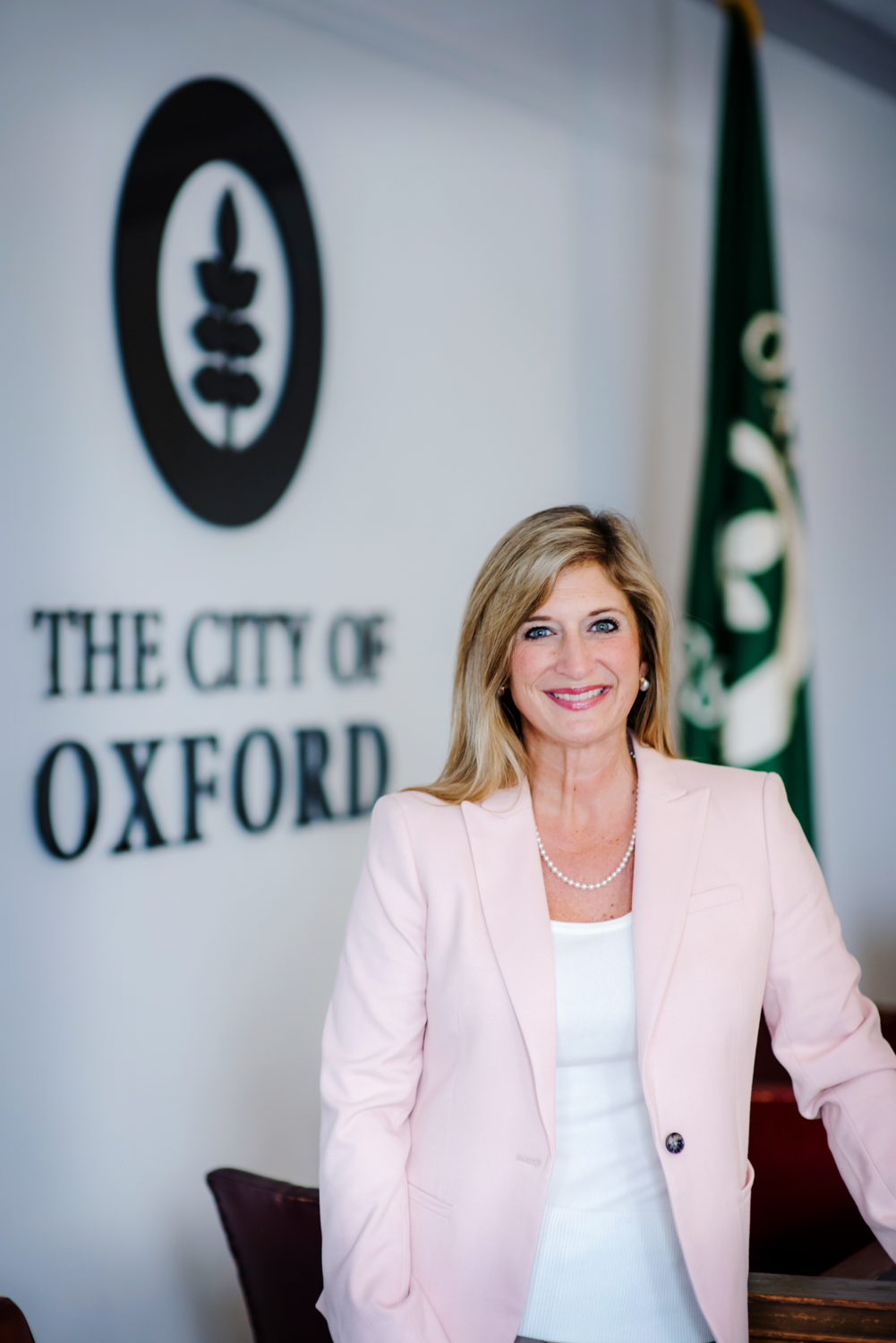 Mayor Robyn Tannehill